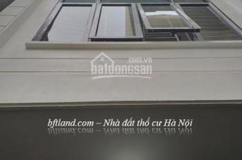 Chuyển nhà cần bán gấp nhà ngã tư Văn Phú, Hà Đông ô tô đỗ gần 4 tầng 0862.866.199 bao sang tên