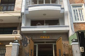 Nhà MT đ/số 28 Bình Phú (4x18m),2L-ST đúc BTCT, nhà trống giao ngay, GIÁ RẺ thị trường