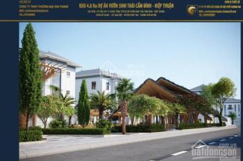 Bán đất khu Sinh Thái Cẩm Đình, Phúc Thọ giá tốt liên hệ 0968 255618