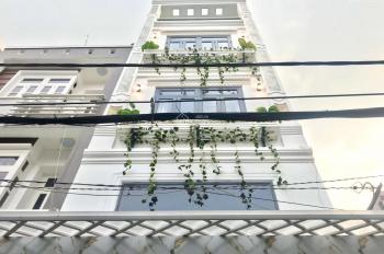 Bán nhà Gò Vấp phố mới xây 4,5 tấm đẹp lung linh, full nội thất ngay trung tâm Phường 11