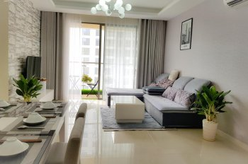 Cho thuê căn hộ 3 phòng ngủ Masteri Millennium Quận 4 giá rẻ nhất