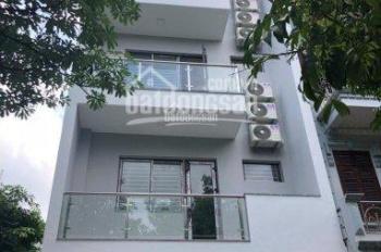Cho thuê nguyên căn  biệt thự liền kề mới  55m2x6t, Ngõ 124,Minh Khai đường 8m2, Vĩnh Tuy, HBT,