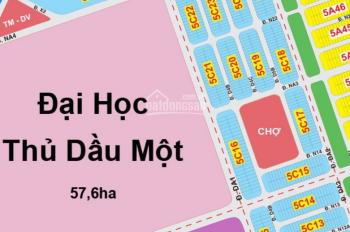 Ngân hàng phát mãi đất Đại Học Việt Đức giá rẻ. Sổ hồng từng nền