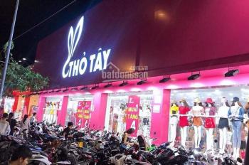 MB kinh doanh thời trang số 1 đường Quang Trung, Gò Vấp. DT 8x20m, giá thuê: 90tr/th