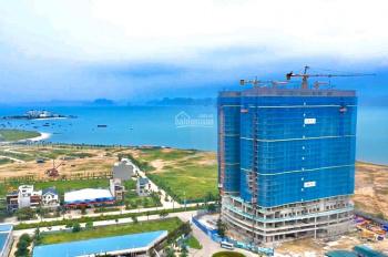 Căn 2x22m, 39.54m2, tầng đẹp, ôm trọn Vịnh Hạ Long, hồ điều hoà 1ha, bể bơi tạo sóng, chỉ 1.4 tỷ
