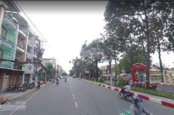 Bán nhà MTKD Bình Phú 4x20 1 trệt 2 lầu ST ngay đối diện công viên 16T