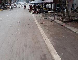 Bán đất thổ cư sổ đỏ chính chủ tại Nam Cương Hiền Ninh Sóc Sơn - Hà Nội