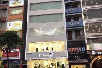 Cho thuê nhà MT Hoàng Văn Thụ, gần nhà hàng Adora 4 lầu, 400m2 sàn. Giá thuê 85tr/th
