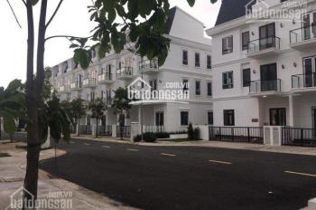 Cần bán gấp căn nhà phố Simcity, giai đoạn 1, giá chỉ TT 4.470 tỷ, thấp nhất khu DT 5x17.7m