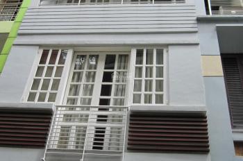 Bán nhà mặt tiền cư xá Nguyễn Đình Chiểu, Phường 4, Phú Nhuận. 6x12m=72m2, 1 trệt, 2 lầu, 14 tỷ