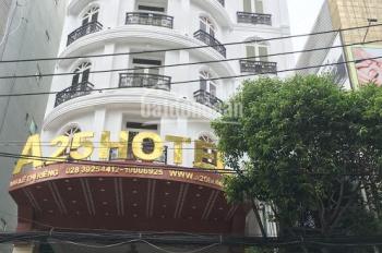 SIÊU PHẨM nhà MT phố tài chính Nguyễn Công Trứ, Quận 1, DT: 4.5x20m,T+4L+ST.HĐT 80tr. giá 36 tỷ