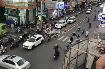 Cho thuê nhà đoạn đẹp nhất mặt tiền Trần Quang Khải p. Tân Định Q.1, DT 11x10m, 4 tầng trống suốt
