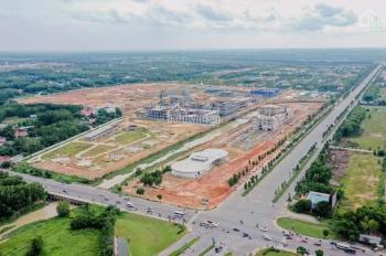 Đất trung tâm TP Bình Dương liền kề làng đại học Quốc Tế Việt Đức, trung tâm thương mại thế giới