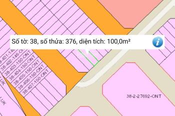 Bán đất Lavender City, lô A3 ô 21, 100m2, giá 1,39 tỷ, LH 0974.682.241, hướng Đông Nam, đường 14m