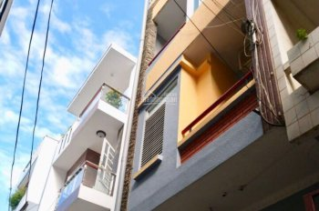 Cho thuê nhà hẻm 5M 1/ đường Nhất Chi Mai-Q Tân Bình- 4 x 13-đúc 3 tấm,3PN-3tolet,1 sân phơi-giá tốt