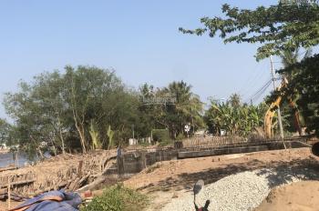 Bán 2070.5m2 mặt tiền xã Nhơn Thạnh, TP Bến Tre, đường An Dương Vương 3tỷ8 - LH 0907426968