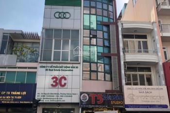 Cho thuê nhà mặt tiền Nguyễn Bỉnh Khiêm, Q1, DT: 4x20m, 6T, giá 117tr- 0937462074