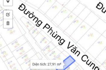Bán nhà cấp 4, mặt tiền chỉ 3.99 tỷ thương lượng Phùng Văn Cung, P4, Phú Nhuận