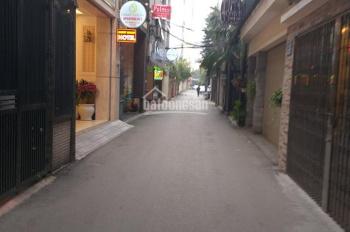 Chính chủ cần bán nhà sân vườn mặt ngõ ngách 462 đường Bưởi Vĩnh Phúc Ba Đình dt 125 m2 giá 16,8 tỷ