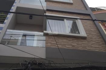 Bán nhà 5 tầng HXH 6m Cách Mạng Tháng 8, P. 5, Tân Bình, DT 4x16m, giá chỉ 9 tỷ 1, LH: 0941170011