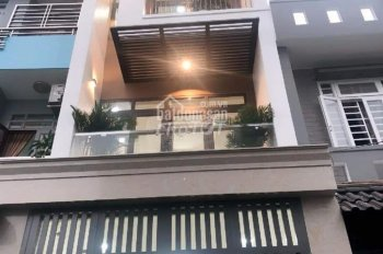Bán nhà mặt tiền đường Thiên Phước, Quận Tân Bình, 4mx18,3m, trệt, 5 lầu bề thế. Giá 16 tỷ TL
