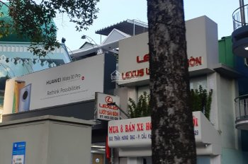 Bán nhà mặt tiền ngay khu phố Nguyễn Huệ P. Bến Nghé Q.1 DT: 4.5 x 19m, 9 tầng. Cho thuê 270 tr/th
