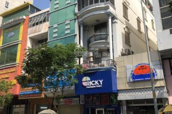 Bán nhà mặt tiền đường Nguyễn Thái Bình Ký Con Q1, DT 3.9x18m vuông vức. Giá rẻ nhất thị trường