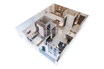 Nhà ở xã hội Ecohome 3 (đối diện khu Ciputra) giá chỉ 16.5tr/m2 còn những căn cuối LH: 0338899468