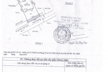 Bán đất lô nhì đường lớn Kiều Đàm - 12,6x23m, hướng Nam, đường 7m