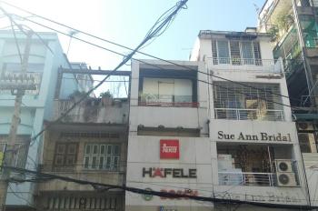 Siêu phẩm mua giữ tiền MT Nguyễn Văn Giai,  Quận 1, 4.8x17m, 4 tầng, thu nhập 75tr/th, giá 29.9 tỷ