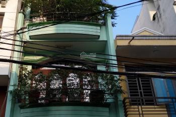 Bán nhà 2 lầu đúc HXH đường Trần Bình Trọng, Q.5 giá 6.1 tỷ TL.