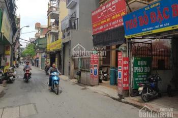 Bán nhà đất mặt phố Định Công Thượng, DT 40,1m2, đã có nhà cấp 4, kinh doanh cực tốt