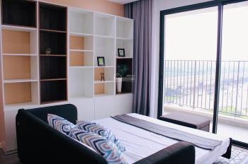 Cho thuê căn hộ Officetel tại toà C2 D'capital view đại lộ thăng long, giá rẻ