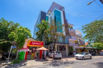 Cho thuê căn hộ khách sạn 24 phòng đường Châu Thị Vĩnh Tế, Mỹ An, Ngũ Hành Sơn, TP Đà Nẵng