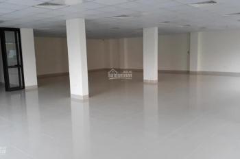 Cho thuê văn phòng, sàn thương mại tầng 1,2,3,4,5 chung cư KĐT Dịch Vọng 100 - 2000m2 đã hoàn thiện