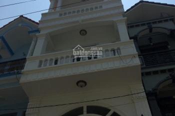 Bán nhà 1 trệt lửng 2 lầu (4x15m), giá 4.15 tỷ, HXH đường Nguyễn Anh Thủ, P. Hiệp Thành, Q12