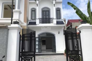 Bán nhà lầu trệt đã hoàn công Phú Lợi, Thủ Dầu Một, Bình Dương