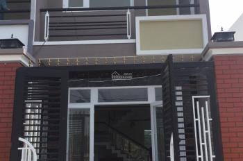 Nhà 1L1T.sổ riêng.mới xây.đường oto.KV đông dân cư.tặng nội thất 40tr.Đang cần bán gấp.