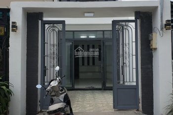 Nhà 4x20m mặt tiền Xuân Thới Sơn 28 gần ngã 4 Hóc Môn (QL22)