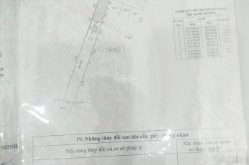Cần bán nhà mặt tiền đường Phan Văn Hớn gần chợ Xuân Thới Thượng, Hóc Môn, 5m5057m