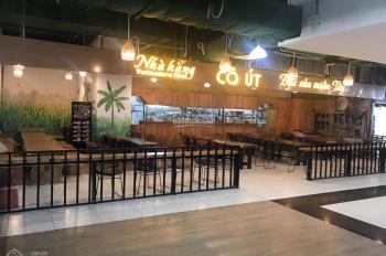 Cần sang nhượng 120m2 nhà hàng tại tầng 5, trung tâm thương mại Cantavil - Quận 2