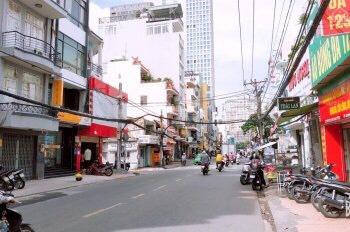 Bán đất đường Nguyễn Trãi P. Nguyễn Cư Trinh Q1, 100m2, sang tên ngay, gần chợ Thái Bình, giá TL