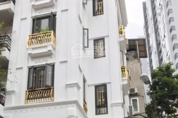 GĐ bán nhà phố Trần Khát Chân, Hai Bà Trưng, 60m2,6 tầng, thang máy, gara 2 ô tô, kinh doanh, 15 tỷ