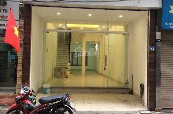 Cho thuê nhà 168 Hào Nam, 80 m2, xây 5 tầng, mt 4m, 28 triệu lh 0389930126