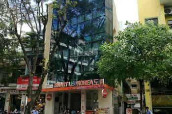 Bán nhà mặt tiền đường Nguyễn Thông góc Ngô Thời Nhiệm, DT 5x14m, trệt, 4L, lề đường 6m, giá 30 tỷ