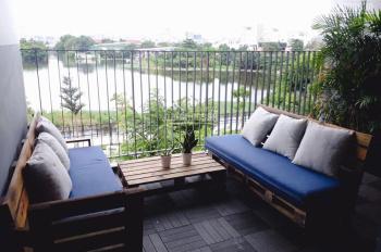 Cho thuê căn hộ duplex M-one quận 7,căn duplex có bancong rộng nhất trong 5 căn duplex tại dự án