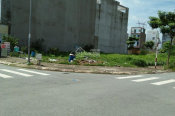 Cần bán miếng đất KDC Tân Tạo, MT Tỉnh Lộ 10, DT 90m2, gía: 3,35 tỷ, sổ hồng riêng