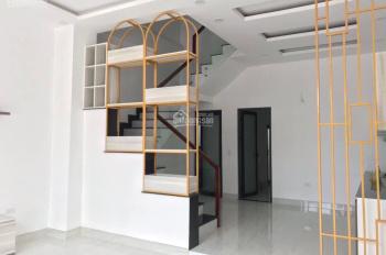 Bán nhà 1 lầu hẻm 288 Huỳnh Văn Lũy mới xây mới căn, đường trước nhà nhựa rộng thoáng 6m