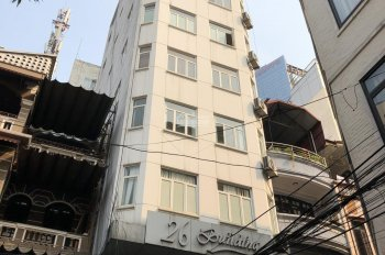 Cho thuê nhà Ngõ 81 Phố Linh Lang, Ba Đình, HN. DT 85m2, 10 tầng, mặt tiền 7m, giá 150 tr/th