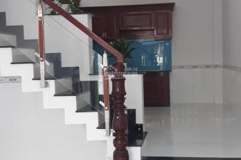 Bán nhà hẻm 36 Bùi Tư Toàn, An Lạc, Bình Tân, diện tích: 4,2 x 18m, xây dựng còn 4,2 x 13m sổ hồng